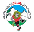 apuania running logo